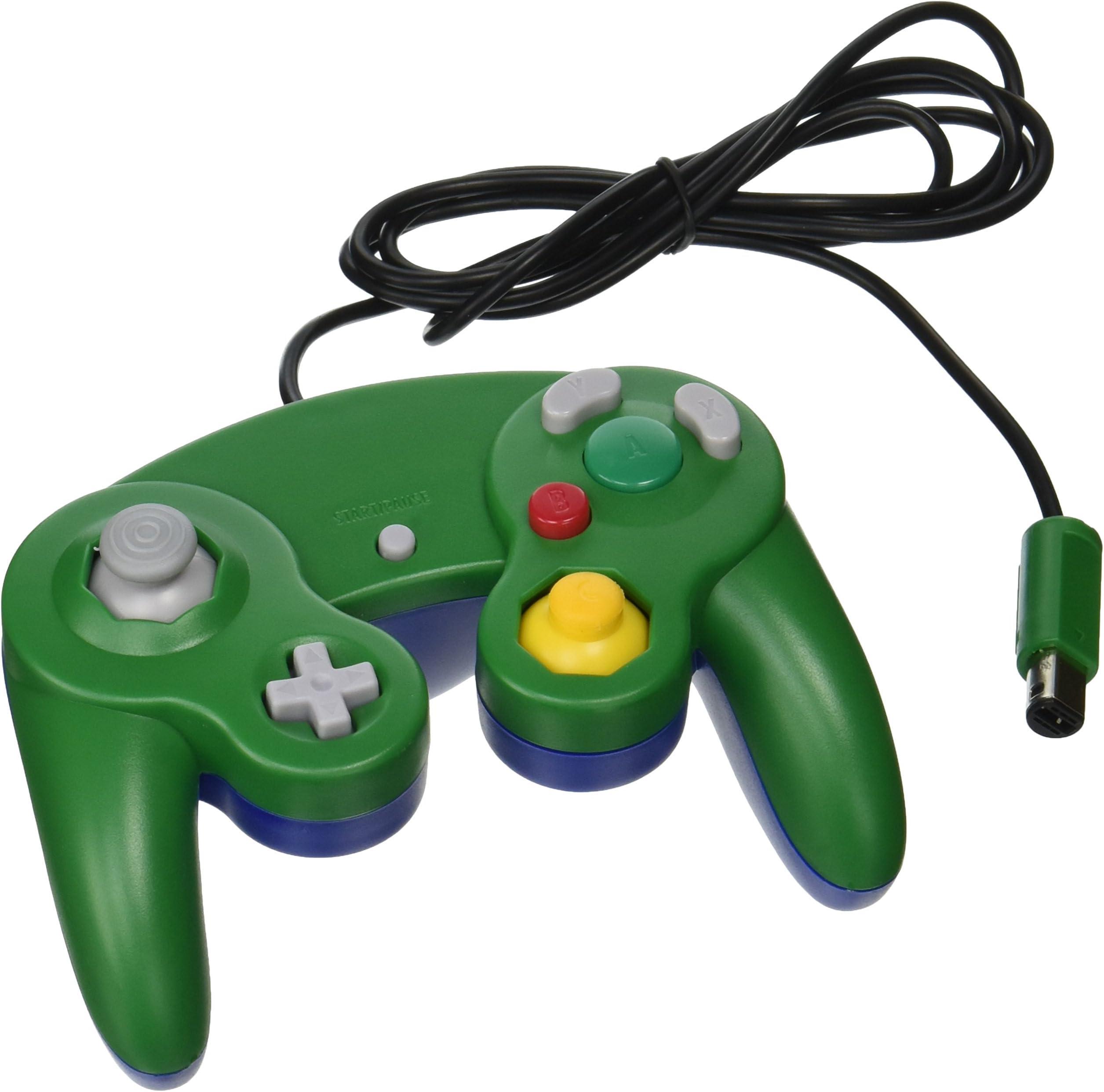 Amazon com: TTX Tech Controller - Gamecube Nintendo Wii