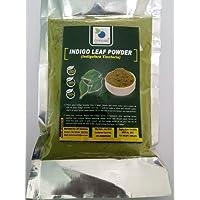 QYKKARE Premium Indigo Leaf Powder (100% Pure) Natural Hair Colorant (100Grams)