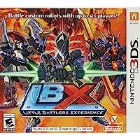 LBX Little Battlers eXper 3DS - Nintendo 3DS