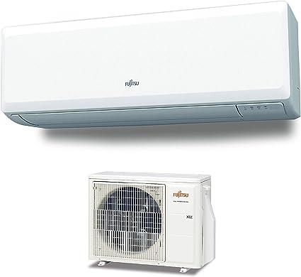 Fujitsu - Aire acondicionado ASY25UIKP Split Pared Inverter, 2500 ...