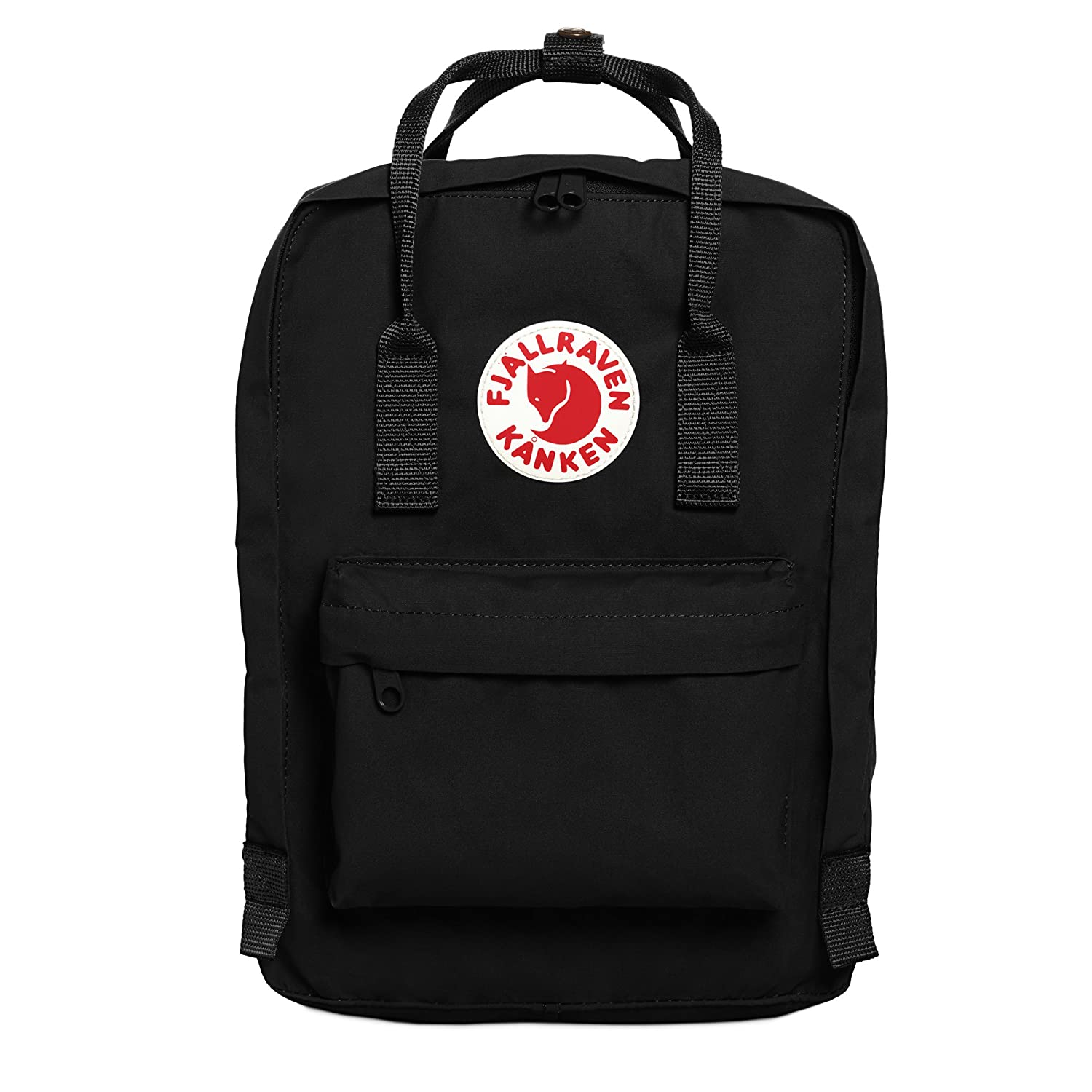 039c08b77f7b4 Fjallraven Kanken 13 Laptop Backpack One Size Black  Amazon.com.au  Fashion