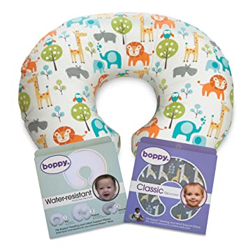 Amazon.com: Beloved Boppy almohada y Posicionador de ...