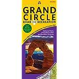 Utah's Grand Circle Road & Recreation Map: National Parks of Southern Utah & Northern Arizona, 2nd Edition