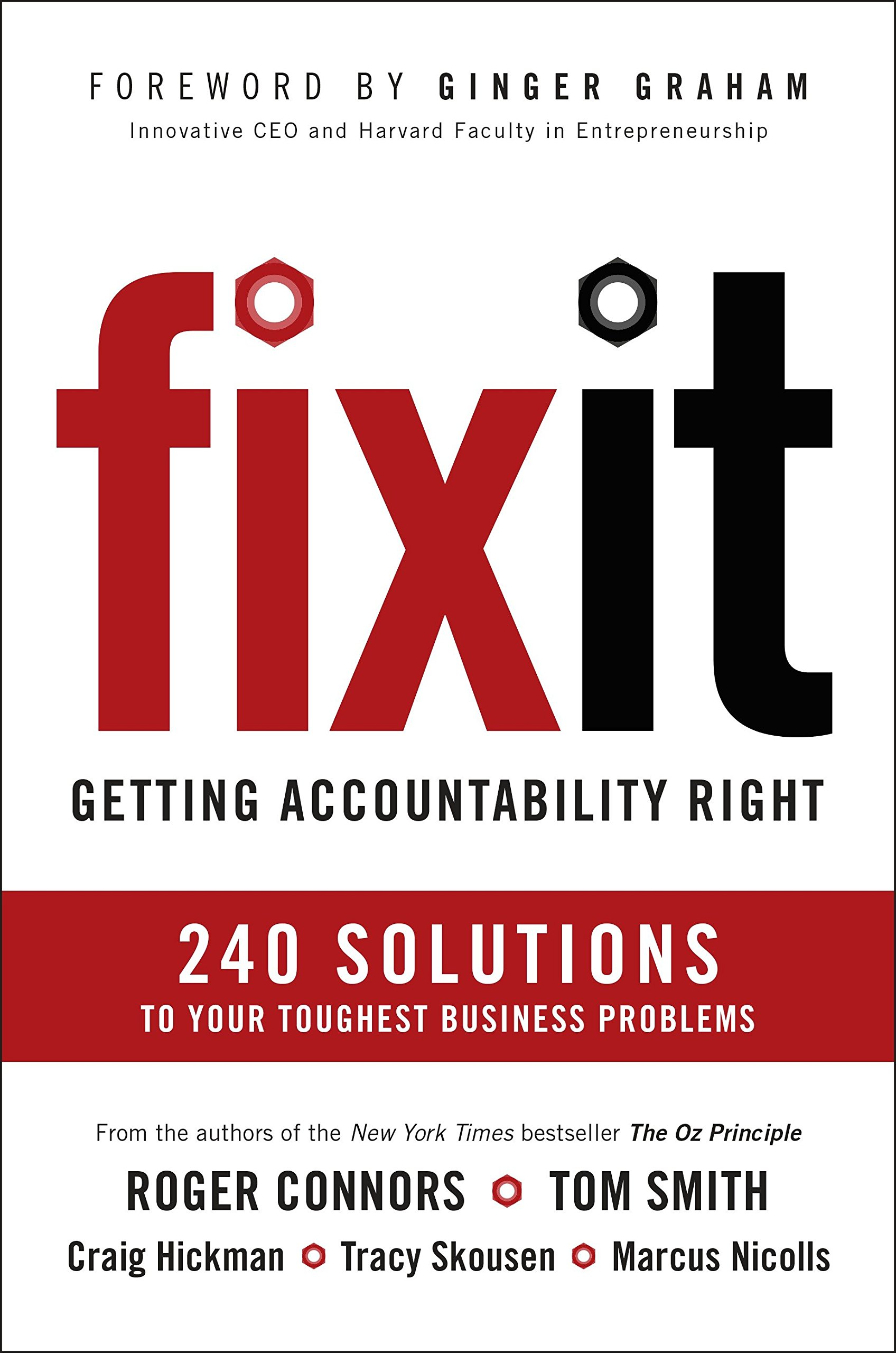 Download Fix It: Getting Accountability Right PDF