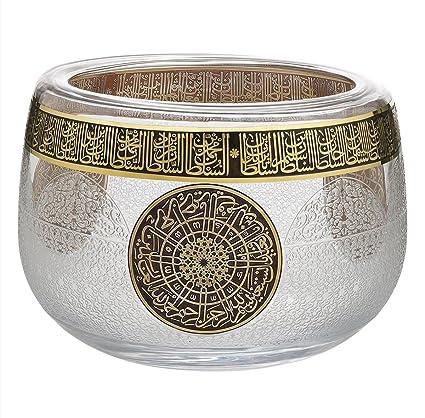 Amazon Com The Suleymaniye Decorative Bowls Handmade Glass