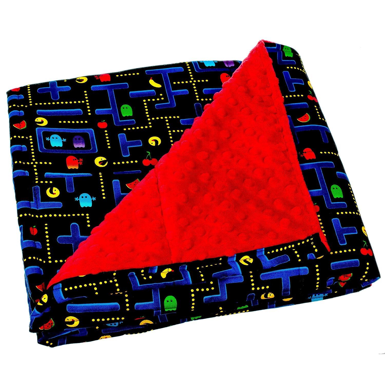 鎮静化カバー – Medium Weighted Blanketメンズ、レディース、、大人&子供 – 5lb 6lb (ポンド) Heavy – Premium Therapeutic Blanket Best for sensory、不安、自閉症&スリープ問題 – Washable 41