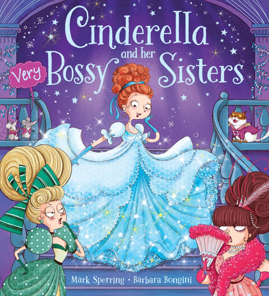 Cinderella and Her Very Bossy Sisters pdf