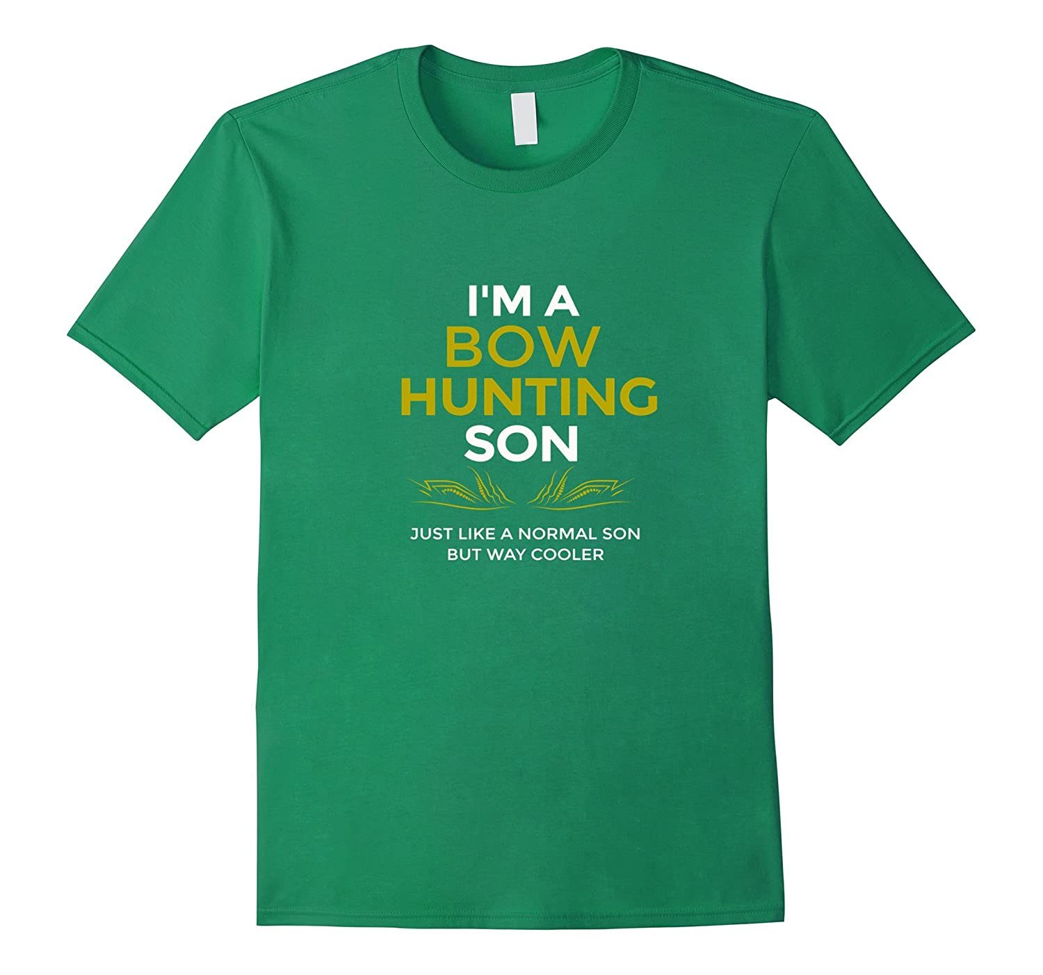 Cool Bow Hunting Son T-shirt  Bow Hunting Apparel