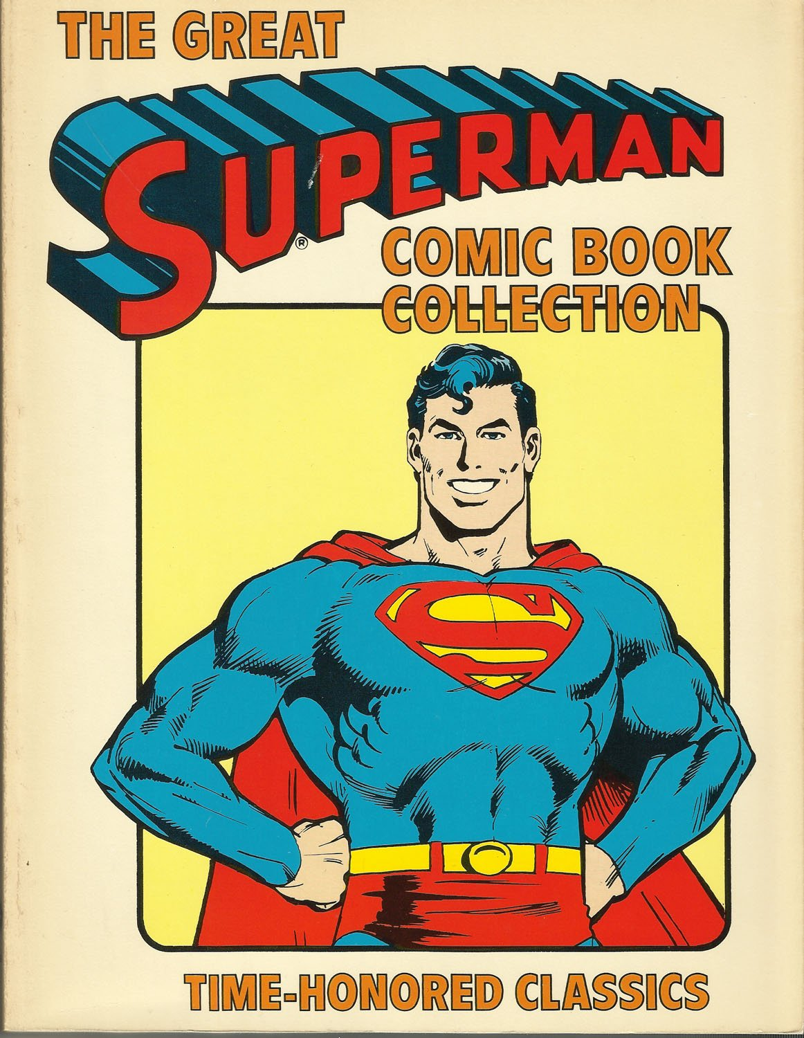The Great Superman Comic Book Collection Laurie S Sutton Curt Swan Amazon Com Books