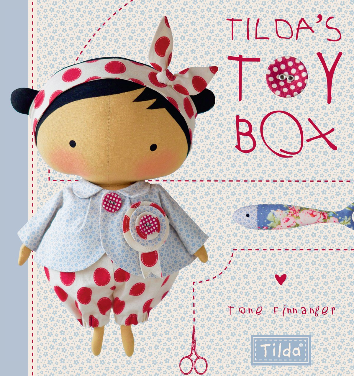 Tildas Toy Box: Sewing patterns for soft toys and more from the magical world of Tilda: Amazon.es: Tone Finnanger: Libros en idiomas extranjeros
