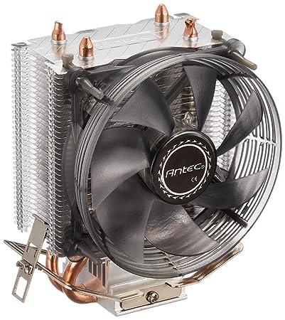 LED CPU Cooler Fan Heatsink for Intel Socket LGA1156//LGA1155//LGA775 AMD