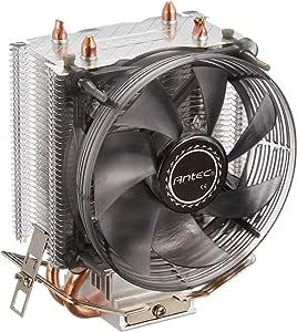 Antec CPU Cooler, A30, 92 mm LED Fan Fan for Intel LGA 775/1150/1151/1155/1156 & AMD Socket FM1/AM3/AM3+/AM2+/AM2/AM4