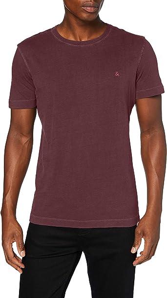 TALLA S. Jack & Jones Jjewashed tee O-Neck Noos Camiseta para Hombre