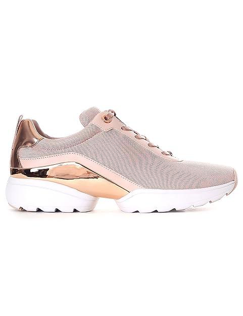 Michael Kors Jada Mujer Zapatillas Rosa: Amazon.es: Zapatos y complementos
