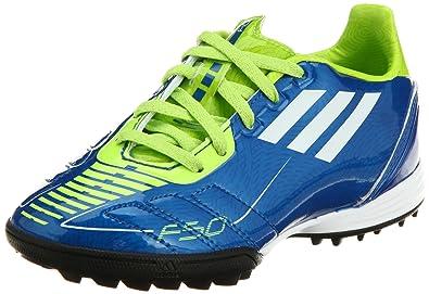 Adidas F10 TRX Boys Football Astro Turf