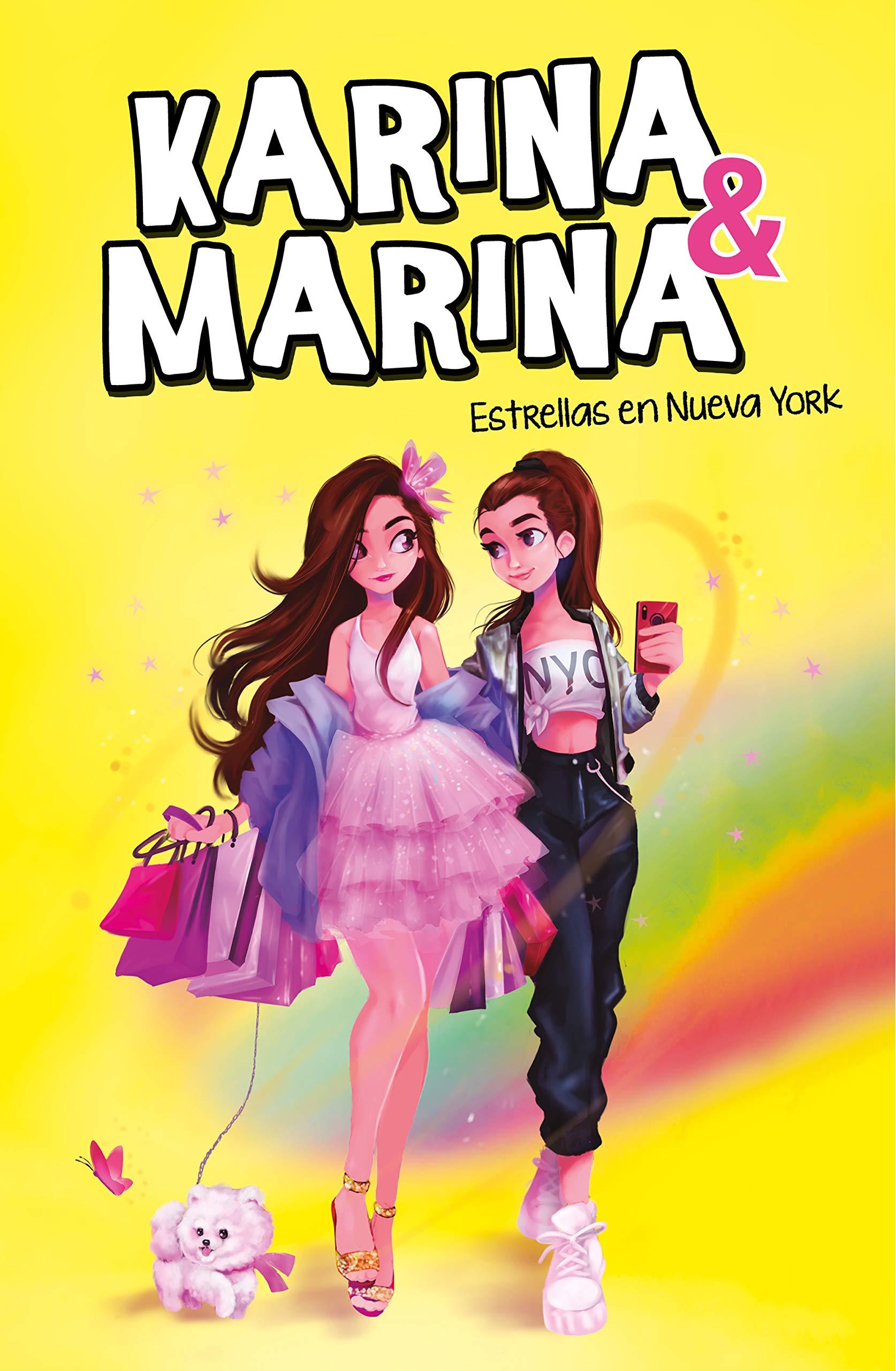 Estrellas en Nueva York (Karina & Marina 3): Amazon.es: Karina & Marina: Libros