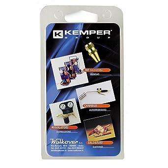 Kemper 601 - Punta Para Soldadura Fuerte Tubos De Cobre, 100 L/H,