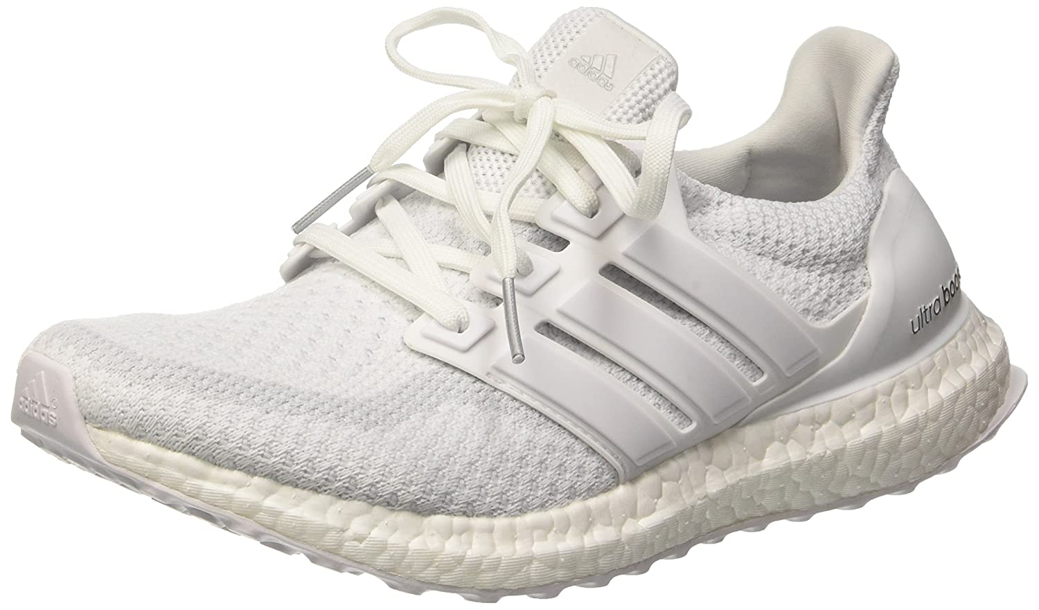 adidas Performance Men's Ultra Boost M Running Shoe B01FFCPCY6 9.5 D(M) US|White