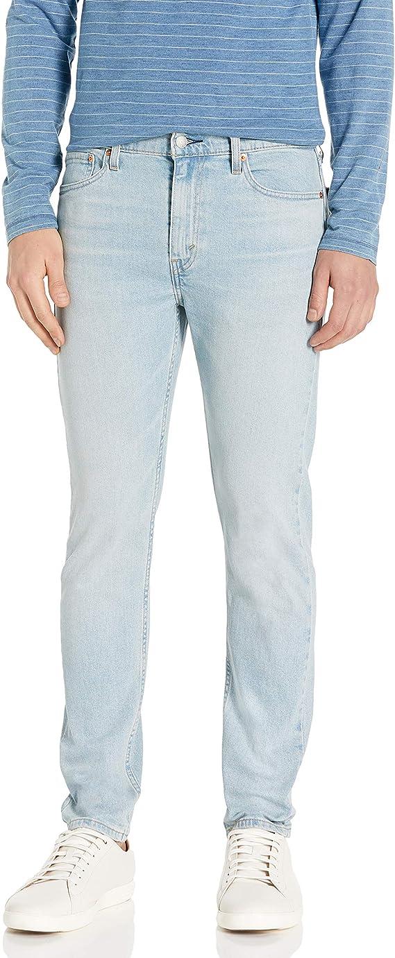 light blue skinny jeans