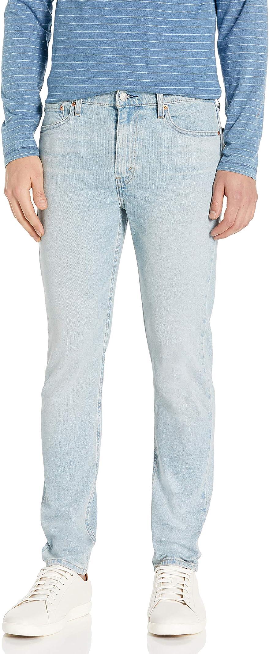 Levi's 李维斯 510系列 男式紧身牛仔裤 3.6折$25.02 两色可选 海淘转运到手约¥222