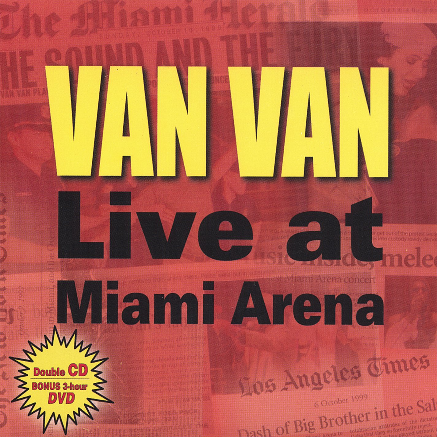 Live at Miami Arena by CD Baby