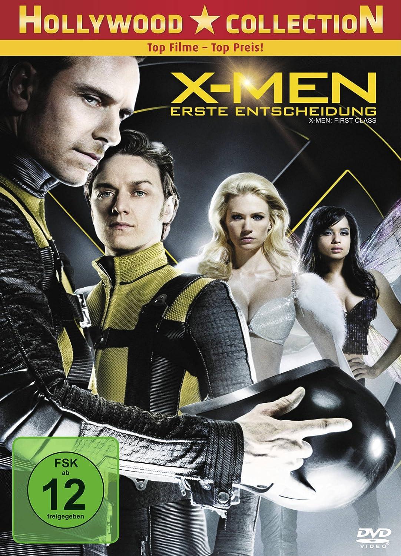 X-Men - Erste Entscheidung: Amazon.de: James McAvoy
