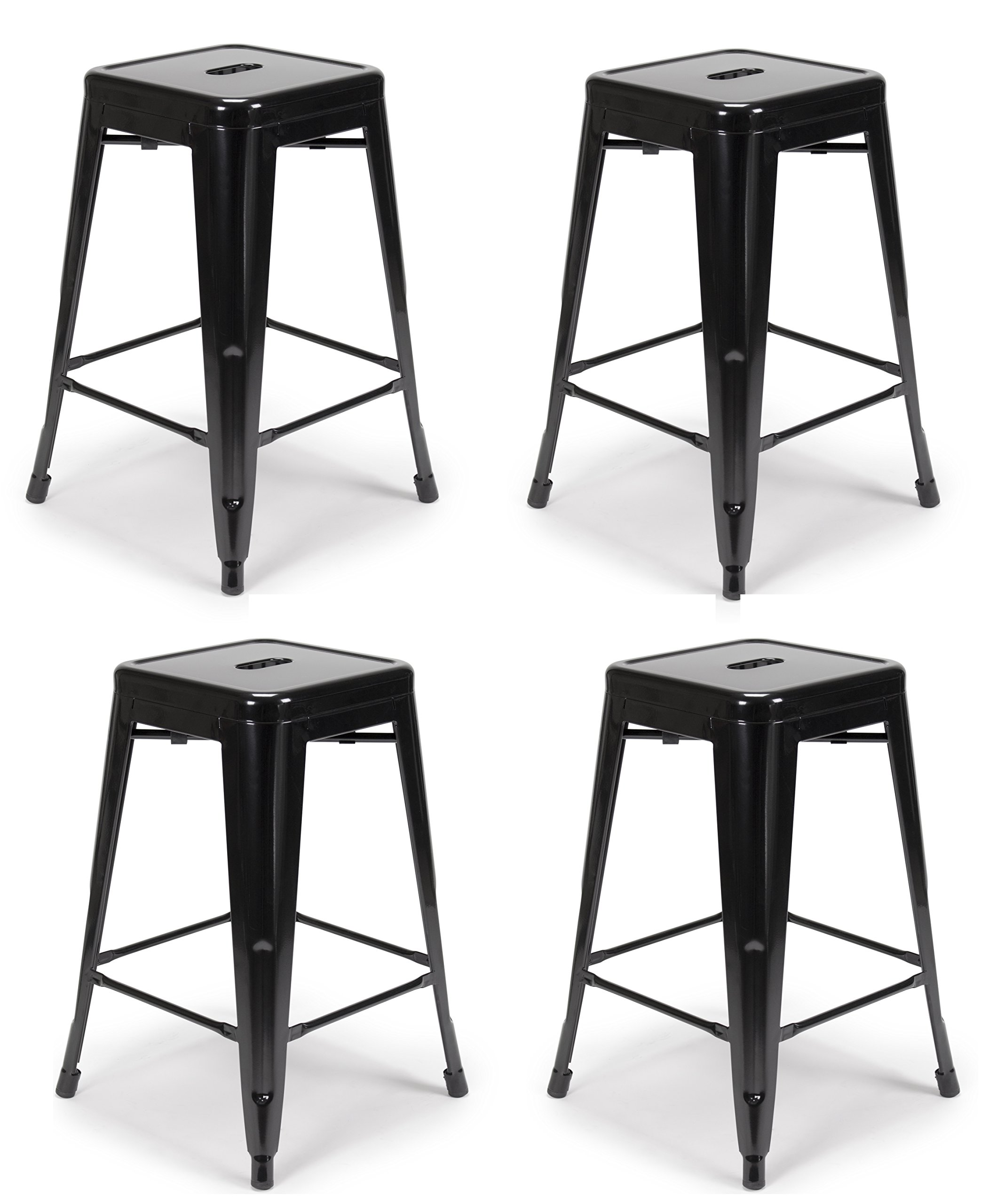 Stackable bar stools - Amazon bedroom chairs and stools ...