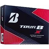 BRIDGESTONE(ブリヂストン) ゴルフボール TOUR B X 1ダース( 12個入り)