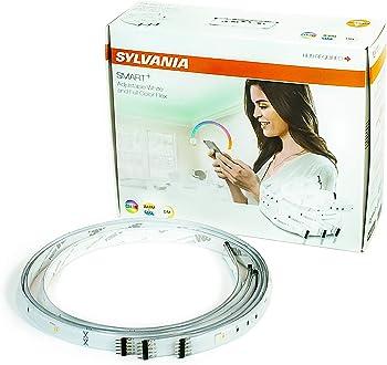 Sylvania Smart ZigBee Full Color Indoor Flex Strip Starter Kit