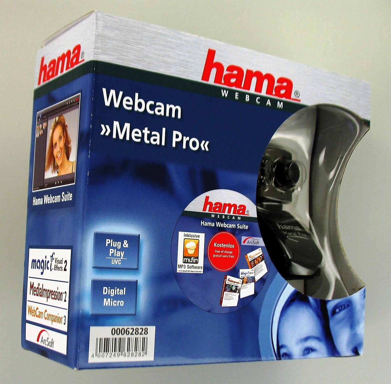 Скачать драйвер hama webcam suite