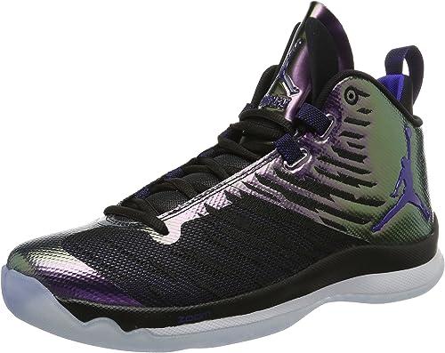 Nike 844677-012, Zapatillas de Baloncesto para Hombre, Negro ...