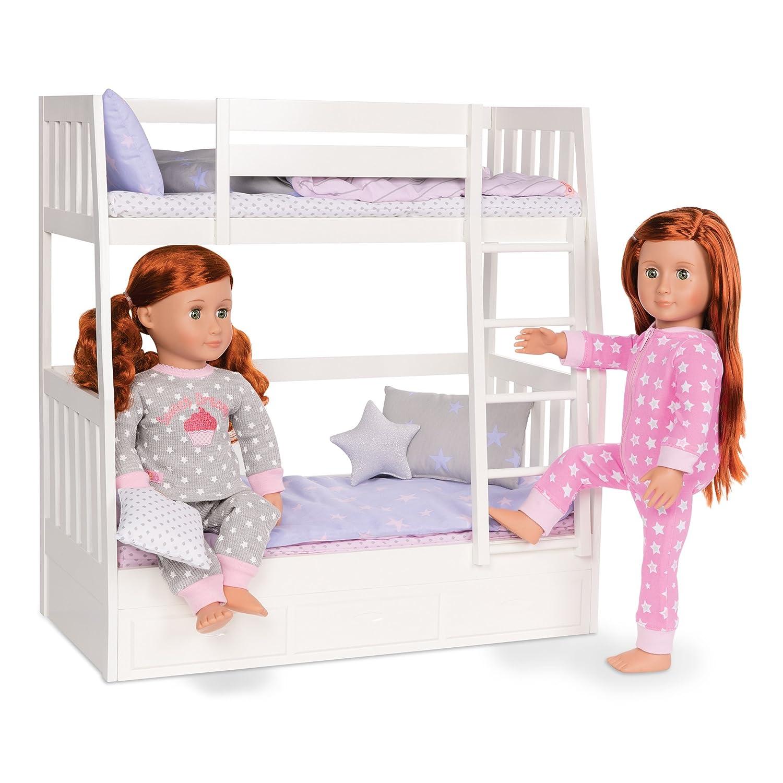 Kidkraft Little Doll Bunk Bed Beads Amazon Canada