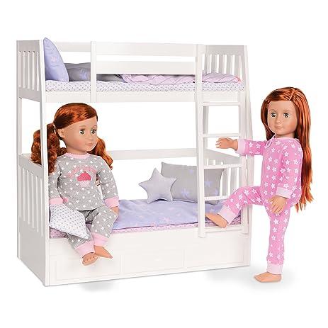 Our Generation Dolls Dream Bunk Bed Set