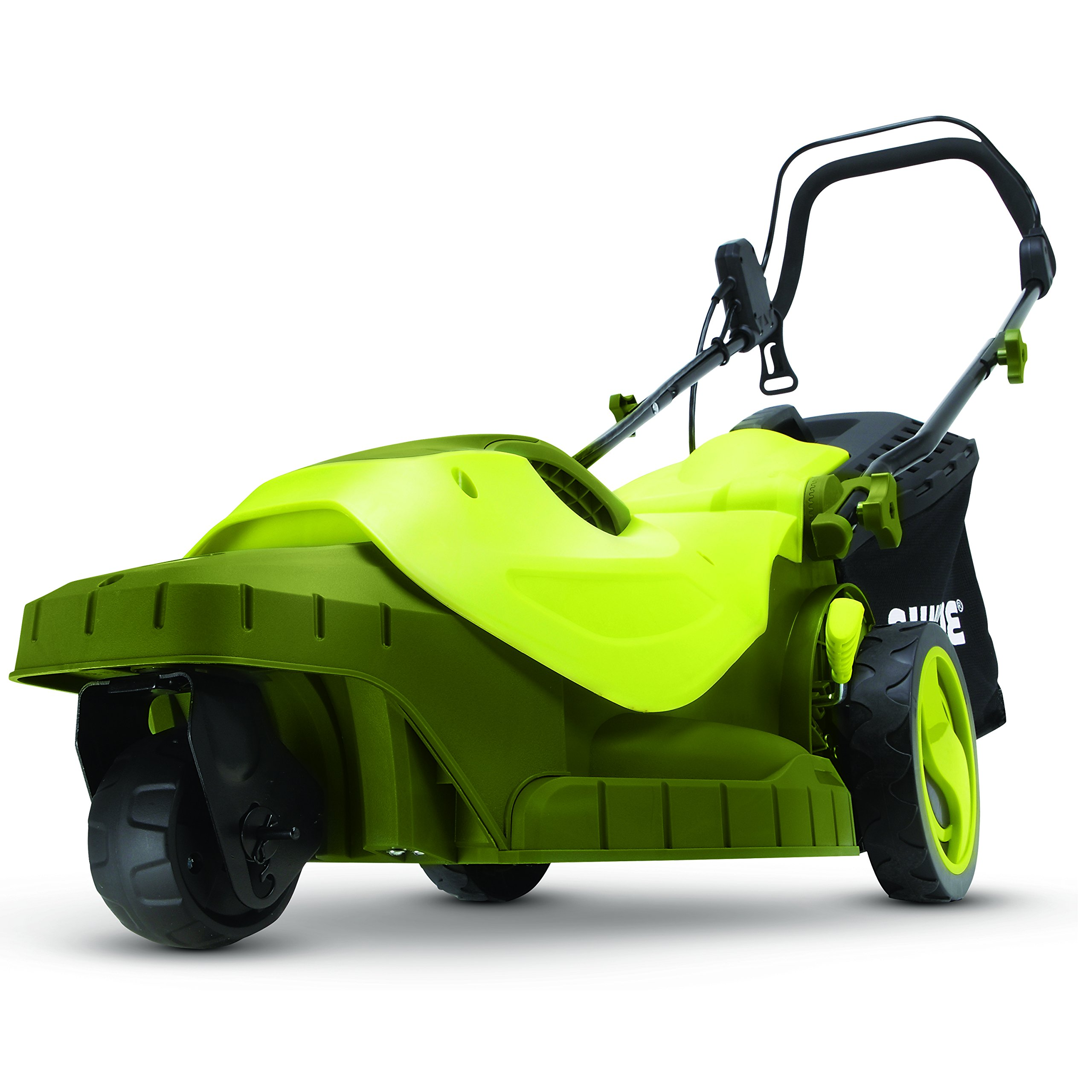 Sun Joe MJ404E-360 Mower Joe Electric Lawn, Green