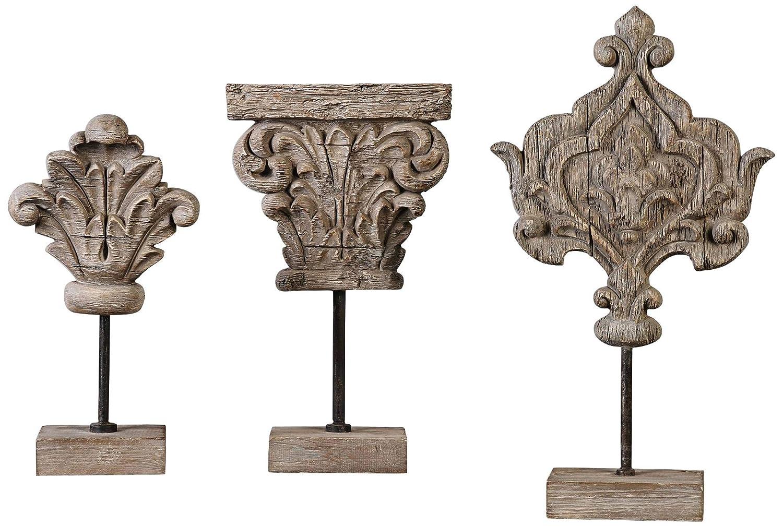 最新 B017RVJY42 3-pc3-pc Marta木製彫刻セット B017RVJY42, ドリーム:c5cf1ea6 --- arcego.dominiotemporario.com
