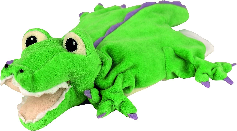 Egmont Toys Handpuppet Krokodil