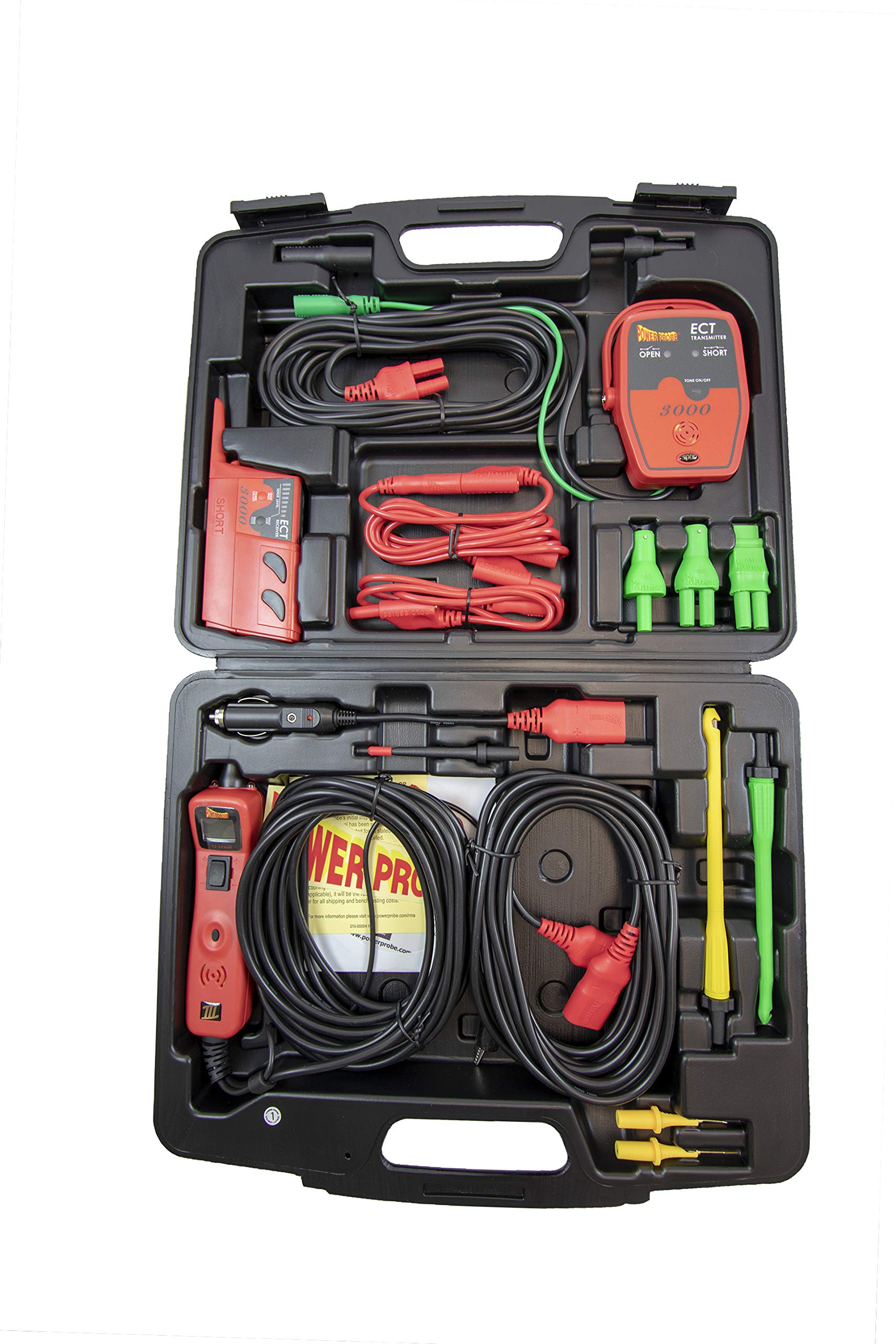 Diesel Laptops Power Probe IV Master Combo Kit Bundled with 12-Months of Truck Fault Codes by Diesel Laptops (Image #7)