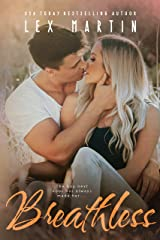 Breathless: A Small Town Friends to Lovers Romance (Texas Nights Series Book 3) Kindle Edition