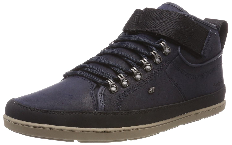 Boxfresh Kenric, Zapatillas Altas para Hombre 45 EU|Azul (Navy Nvy)
