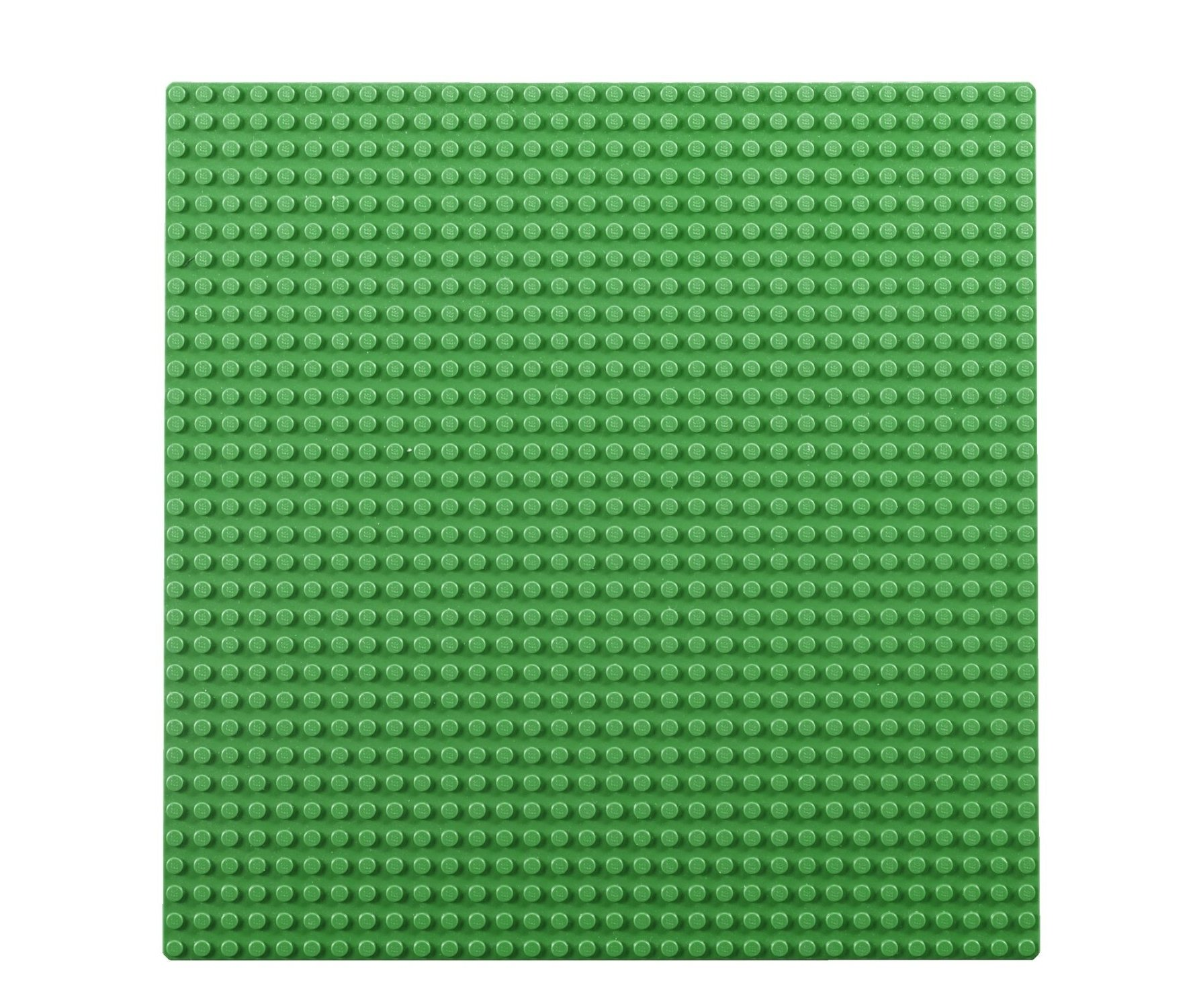 10 x 10 Set of 4 LEGO Green Baseplate 626