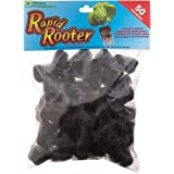 General Hydroponics Rapid Rooter Plant Starters, 50 Plugs, Black
