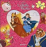 La Bella e la Bestia. Libro puzzle. Ediz. a colori