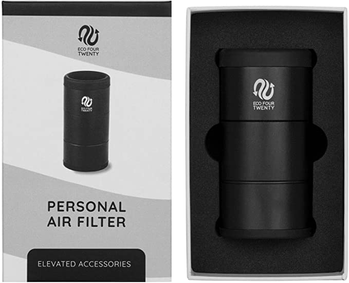 Eco Four Twenty - Filtro de Aire Personal: Amazon.es: Hogar