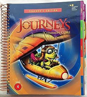 Amazon.com: Journeys: Common Core, Grade 2, Vol. 2, Teacher's ...
