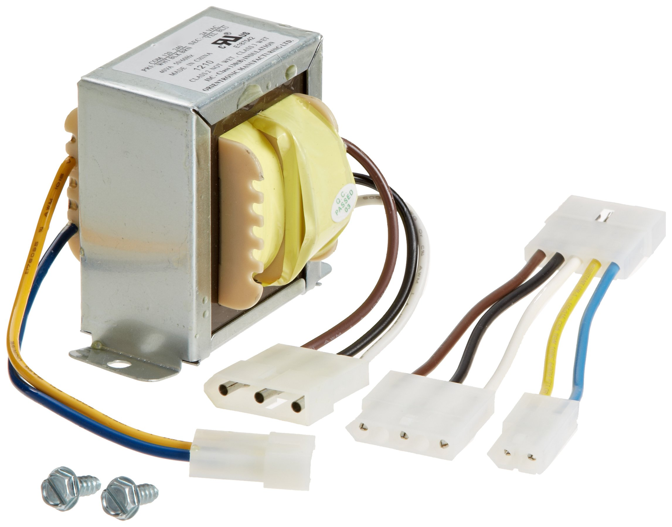 Pentair 42001-0107S 115/230-Volt Dual Voltage Transformer Kit Replacement Pool and Spa Heater Electrical Systems by Pentair