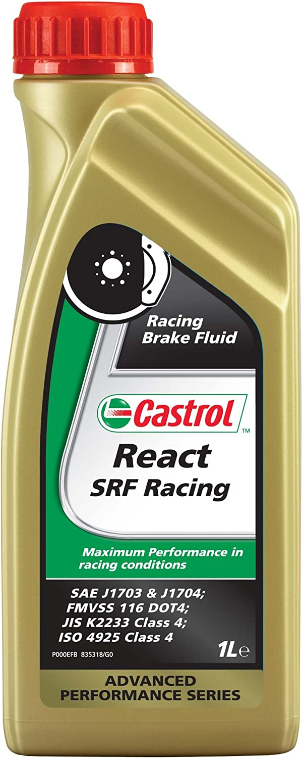 Castrol SRF Racing Brake Fluid
