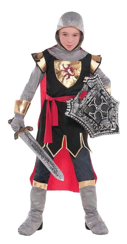 Christys 997647, Disfraz para Niño de 4-6 Años, Negro, M