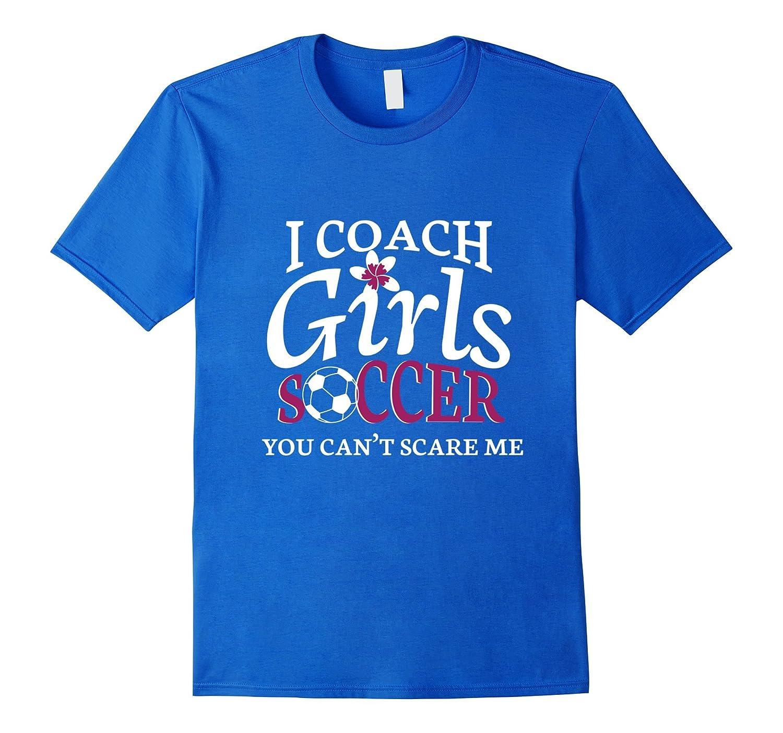 98ec62cdb6 Girls Soccer Coach Men T-Shirt Soccer Team Thank You Gift-ANZ ...