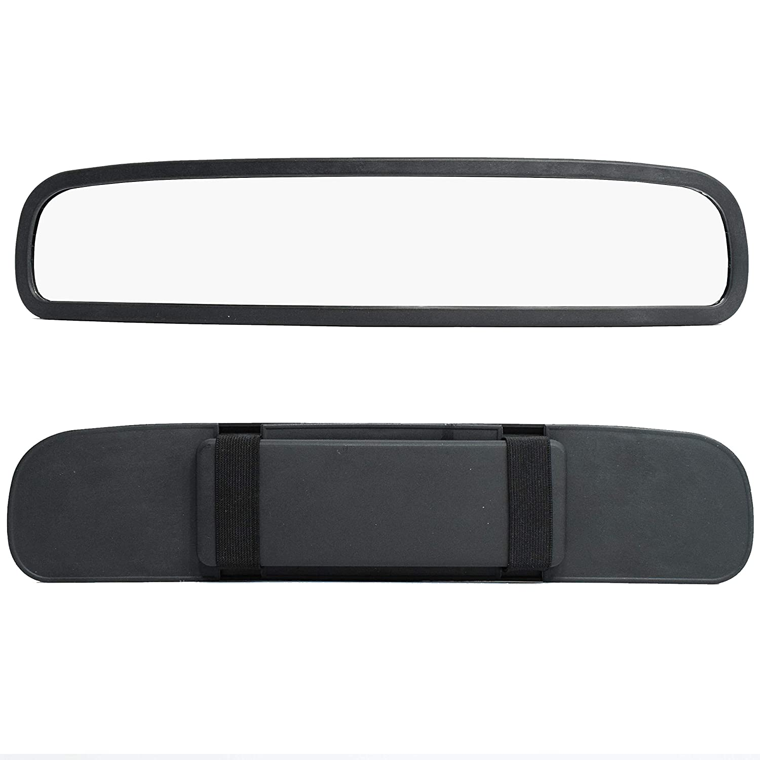 Rear View Mirror Universal Car Interior Rear View Mirror With Elastic Wrap