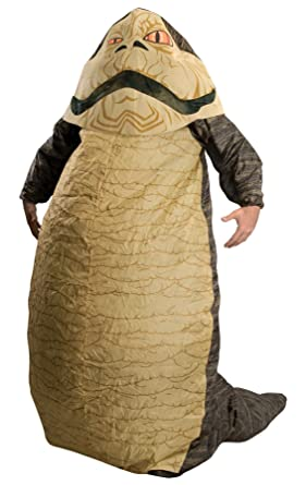 Star Wars Halloween Costumes.Uhc Men S Star War Jabba The Hutt Inflatable Funny Theme Party Halloween Costume